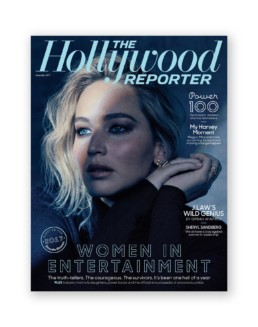 The Hollywood Reporter December edition