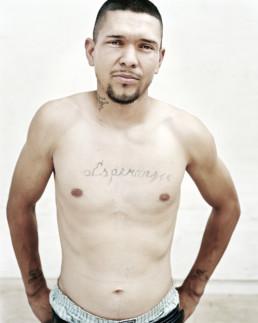 Mariposa portraits of Mexican migrants